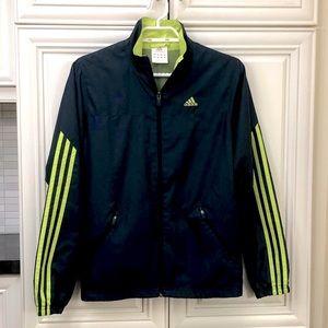 EUC Adidas Climaproof lightweight zip jacket